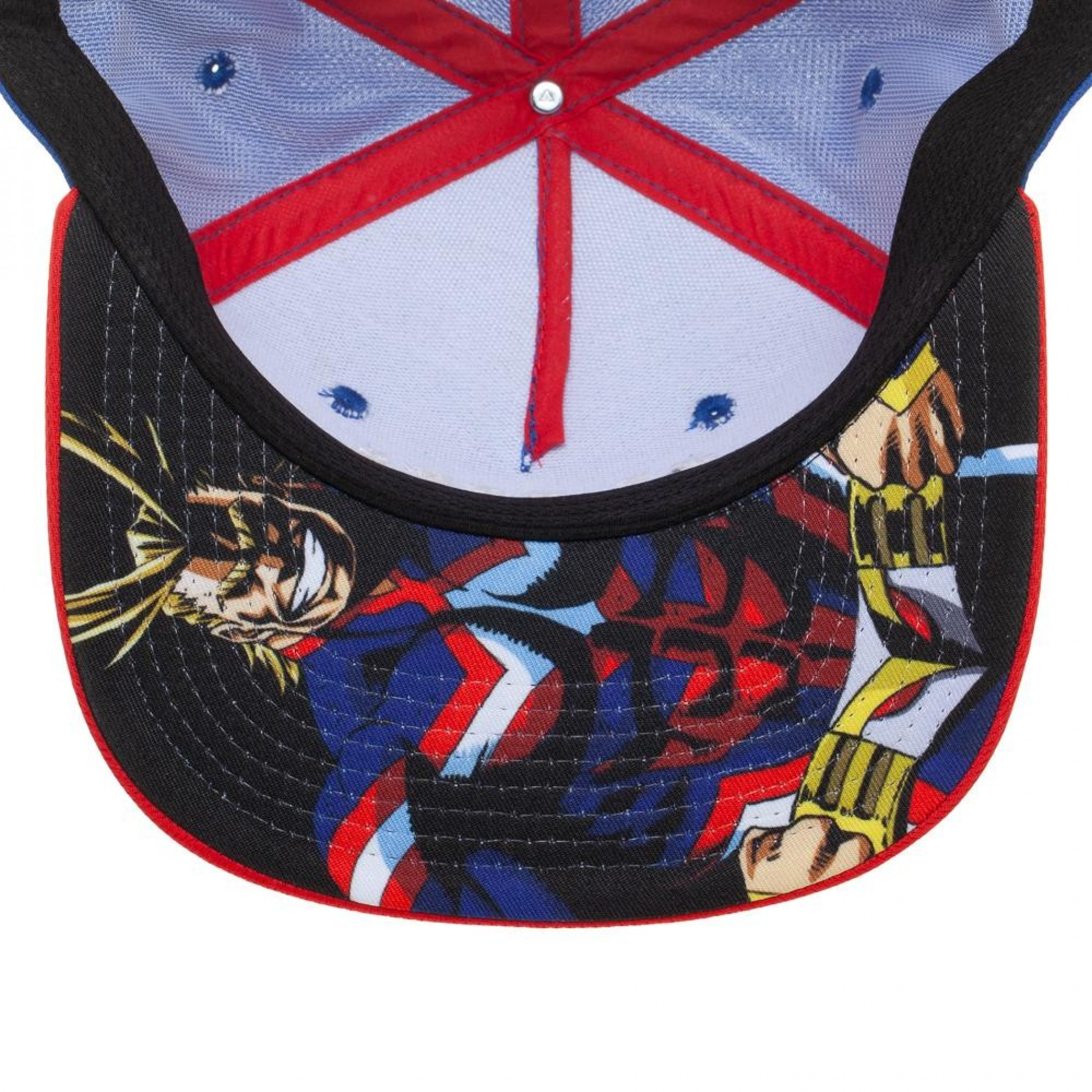 My Hero Academia Color Block Snapback Hat